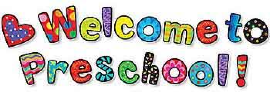 Image result for WELCOME TO PRE SCHOOL